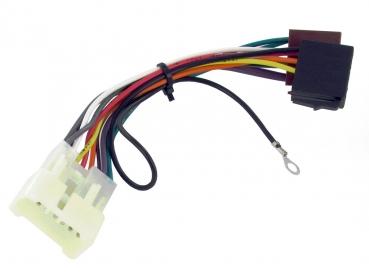 ISO Radioadapterkabel Suzuki alle Modelle - Car-Audio.ch, dein ...
