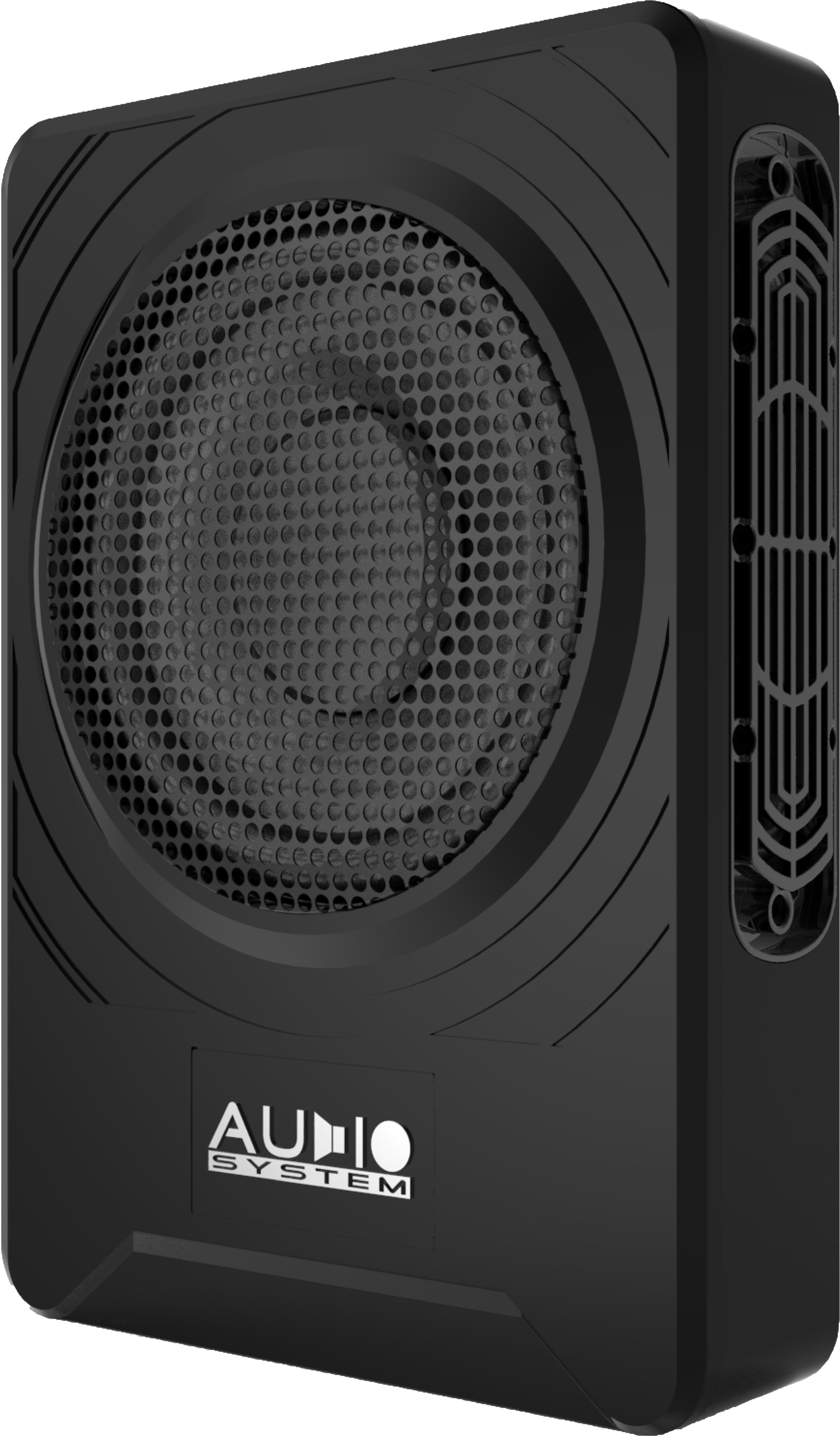Audio System US08 ACTIVE 20cm geschlossener Aktiv-Subwoofer - Car ...