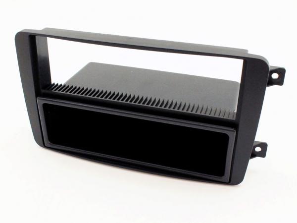 radioblende mercedes benz c klasse w203 2000 bis 2004 1. Black Bedroom Furniture Sets. Home Design Ideas