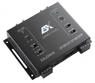ESX Direction DLC44 2-Kanal High Low Converter (mit EPS Pro)