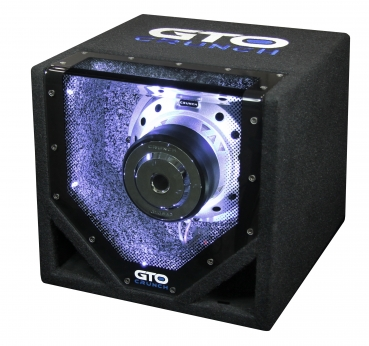 Crunch GTO8BP 20cm Bandpass Subwoofer