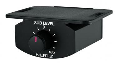 hertz hrc sub volume remote control f r hdp verst rker. Black Bedroom Furniture Sets. Home Design Ideas
