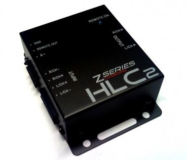 audio system hlc 2 high low converter car dein. Black Bedroom Furniture Sets. Home Design Ideas